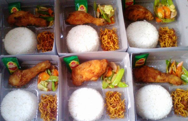 Nasi Box Catering Indonesia