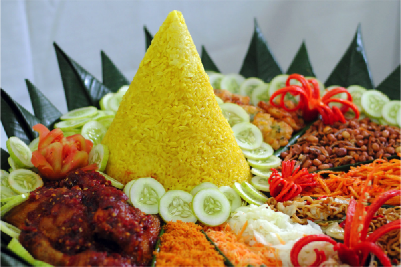 Catering Tumpeng Indonesia